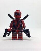 Deadpool  ENDGAME SUPER HEROES  minifigure lego movie American hero films