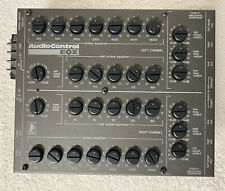 AudioControl Eqx Equalizer Crossover