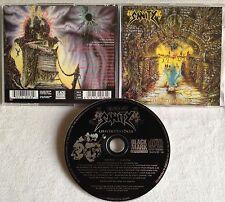 Edge Of Sanity - Unorthodox CD BLACK MARK 1992 Dan Swano pestilence epitaph