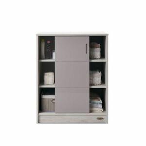 Obaby Madrid Storage Unit+Wardrobe Lunar**WAS £599.99**NOW £149.99**SAVE £450.00