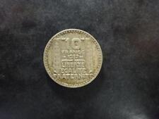 Turin - 10 Francs argent - 1937