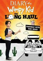 Diary of a Wimpy Kid: The Long Haul (DVD + Digital, 2017, New, Widescreen)