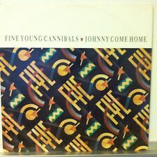 "FINE YOUNG CANNIBALS Johnny Come Home 12"" UK London VG plays great!"