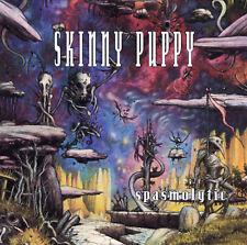 SKINNY PUPPY: SPASMOLYTIC EP CD! [1992 NETTWERK] EX