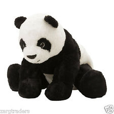 IKEA KRAMIG Plush Soft Toys Panda Toy, Cute & cuddly! 302.213.16