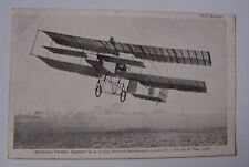 image photo aéroplane Farman gagnant de la coupe Deutsch Archdéacon (mars 1908)