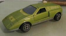 Modellino Polistil Mercedes C 111 n° E 16 made in italy scala 1/43