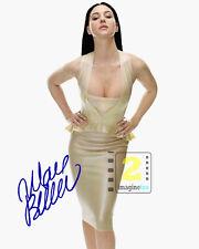 "Monica Bellucci 8""x10"" Signed Color PHOTO REPRINT"