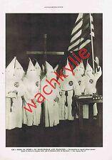 L'illustration n°4168 du 20/01/1923 Occupation de la Ruhr Ku-Klux-Klan Le Nain