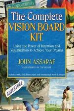 The Complete Vision Board Kit: Using the Power of Intention and Visualization...
