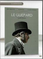 Dvd LE GUEPARD Luchino Visconti Burt Lancaster Alain Delon Claudia Cardinale