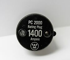 WESTINGHOUSE PC2000 1400A RATING PLUG