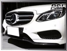 Carbon Fiber Front Bumper Cover For 2015-2016 M-Benz W212 E-Class Facelift / 4Dr