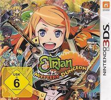 ETRIAN Mystery Dungeon Nintendo 3DS deutsch DE USK ab 6 Version Neu & OVP