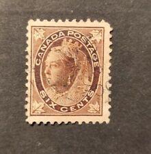 CANADA CLASSICS 1897/98 MI.NR. 59