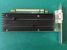 2 x Dell Quadro NVS 290 256mb dm5-59 PCI-Express x16 Scheda Grafica tw212