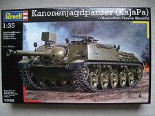 Revell 03068  Kanonenjagdpanzer (KaJaPa)+Observation Version (BeobPz) 1:35