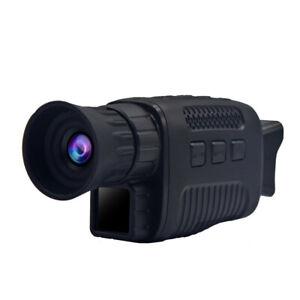 NV1000 IR Infrared Night Vision Video Camera Digital Monocular Scope Fit Outdoor