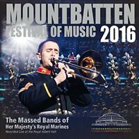 Massed Bands of Her Majesty's Royal Marines Portsmouths - Mount (CD) (2016) New