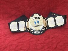 WWF ***DUAL PLATED 4MM*** Winged Eagle Wrestling Championship Metal Replica Belt