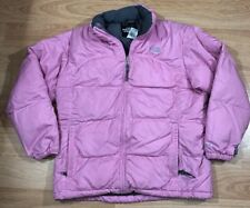 THE NORTH FACE 600 Down Puffer Jacket Girls Size XL Pink