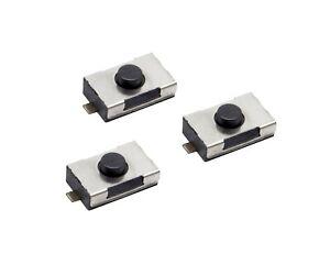 3x AMAKEY Mikroschalter für Autoschlüssel Fernbedienung Klappschlüssel | AMKM1