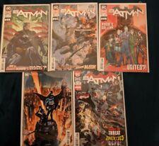 BATMAN # 87 88 89 90 91 Lot Joker War Punchline Designer DC Batman Universe