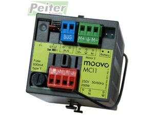 Moovo MCI1 control board for Moovo XA432, XW432, XW532, LN432 motors