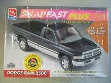 1/25 SCALE DODGE RAM 2500 SNAP FAST PLUS MODEL KIT BY AMT MINT IN BOX