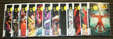 Dynamite Solar: Man of the Atom (2014) # 1-12 COMPLETE SET - Mixed Covers