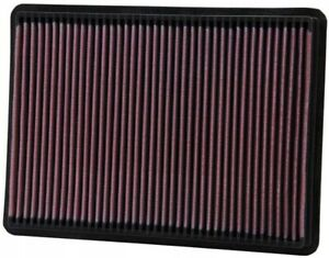 AIR FILTER REPLACEMENT PANEL K&N M-1887 JEEP GRAND CHEROKEE 3.0 V6 2007