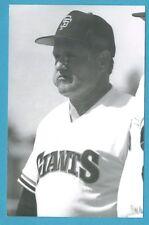 Rocky Bridges (1985) San Francisco Giants Vintage Baseball Postcard PP01728