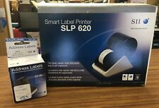 Seiko SLP620 Label Thermal Printer With Extra Box Of Labels