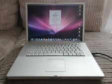 "Apple PowerBook G4 15"" 1.67GHz 2GB RAM A1138 M9969LL/A late 2005 High Resolution"