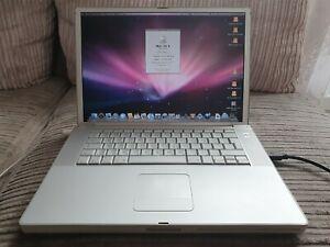 "Apple PowerBook G4 15"" 1.67GHz 2GB RAM A1138 M9969LL/A late 2005 High Resolution"