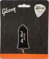 Gibson Genuine Custom Truss Rod Cover w/screws Les Paul + bonus Authentic Parts
