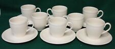 Wedgwood WINDSOR 14 Piece Cup Saucer SET  More Items Available