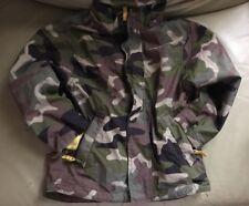 Mini Boden Boys Fleece Lined Jacket Camo 5-6
