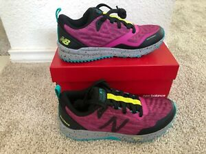 NIB New Balance Youth Girls Trail Fuel Core Urge Sneakers Running Shoes