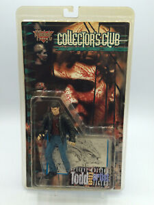 Todd The Artist Figure Special Edition McFarlane Toys New Free Shipping