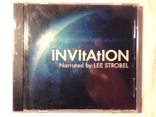 LEE STROBEL The invitation cd USA SIGILLATO SEALED!!!
