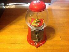 JELLY BELLY GUM BALL MACHINE/Jellybean Machine-Tested & Works Well