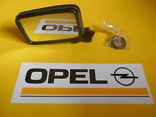 NEU ORIGINAL Opel Rekord E1 Commodore C Monza A Senator A Außenspiegel links E 1