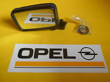 Nuevo original Opel Rekord e1 Commodore C monza a senador a exterior izquierda e 1