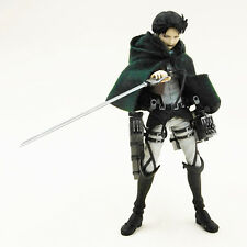 MY-HC-GR: Fabric cape for Figma Attack on Titan Levi Eren Armin (No Figure)
