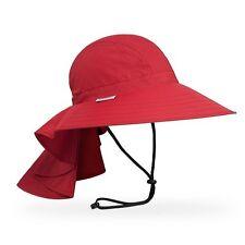 SunDay Afternoons SUNDANCER HAT Sun Protection 50UPF Cardinal NEW