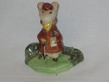 "Kitty MacBride ""The Racegoers"" 2528 Porcelain Figurine Made in Beswick UK"