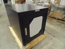 BLACK BOX RM145A-R3 Low profile compact 11U Server Rack Cabinet SOHO PLT