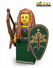 LEGO MINIFIGURES SERIES 9 71000 Forest Maiden NEW