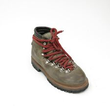 Vtg The Gorilla Shoe USA Made Men's 6 1/2 M Mountaineering Vibram Sole Boots